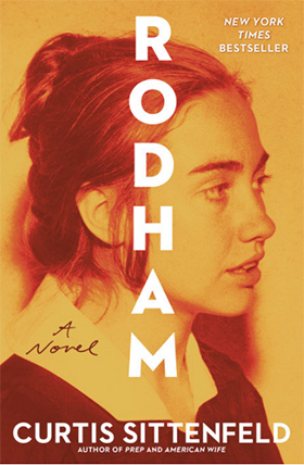 book Jacket for Rodham