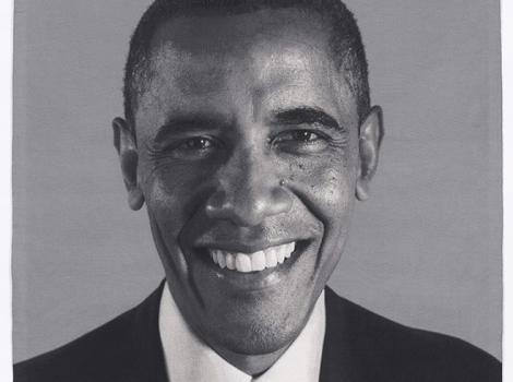 Smiling African American man wearing a dark suit